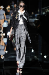TheSecretCostumier - The Pyjama Look - Dolce and Gabbana