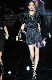 TheSecretCostumier - The Pyjama Look - Dolce and Gabbana