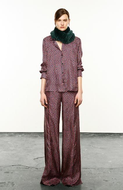 TheSecretCostumier - The Pyjama Look - Elizabeth and James A/W 2012