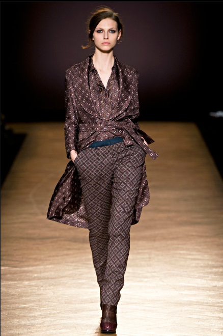 TheSecretCostumier - The Pyjama Look - Paul Smith A/W 2012