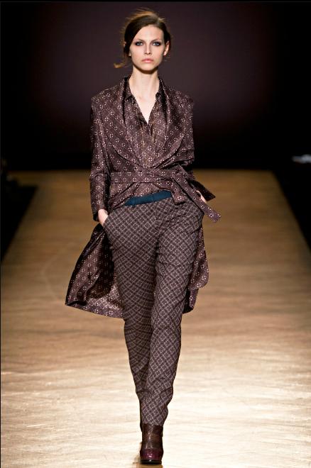TheSecretCostumier - The Pyjama Look - Paul Smith A/W 2012