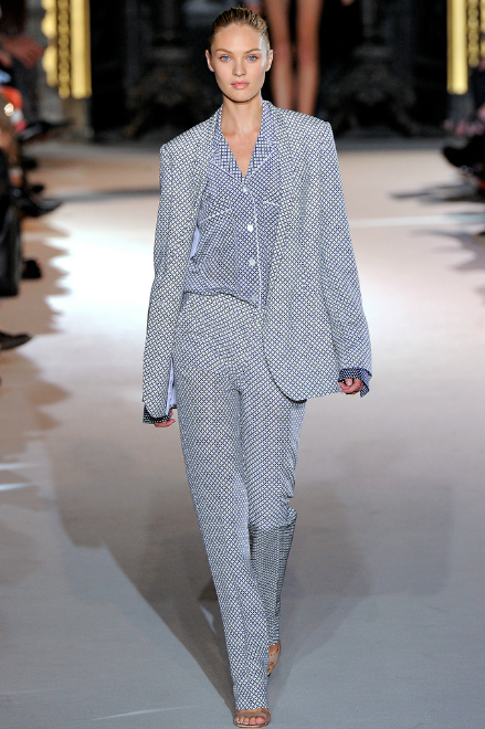 TheSecretCostumier - The Pyjama Look - Stella McCartney S/S 2012
