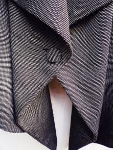 The Secret Costumier - Primark jacket details
