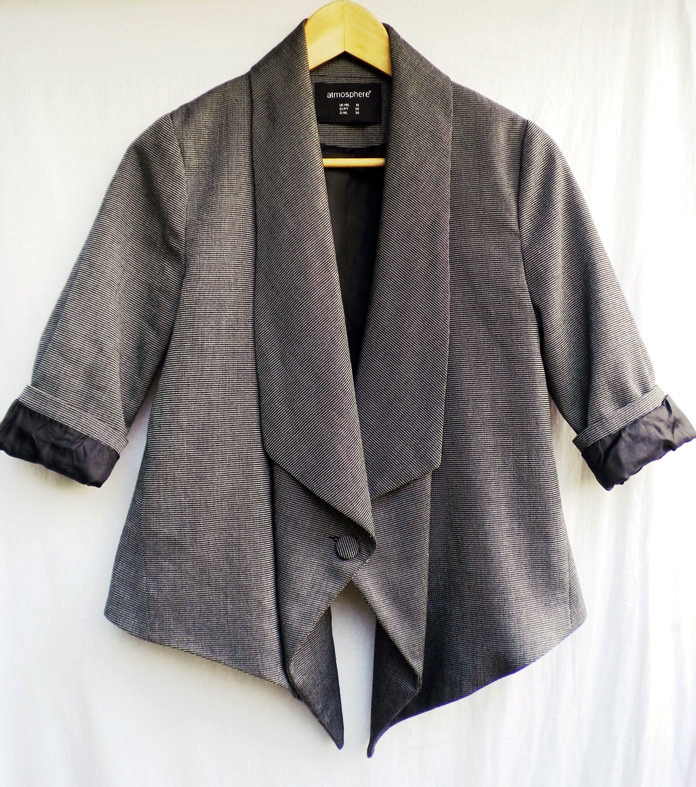 The Secret Costumier - Primark jacket