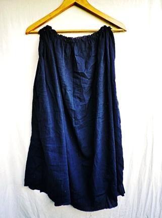TheSecretCostumier - backless dress skirt