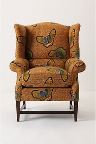 Anthropologie Jofe wingback chair2
