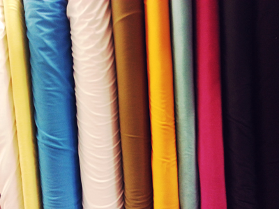 TheSecretCostumier - Infinity dress fabric shopping