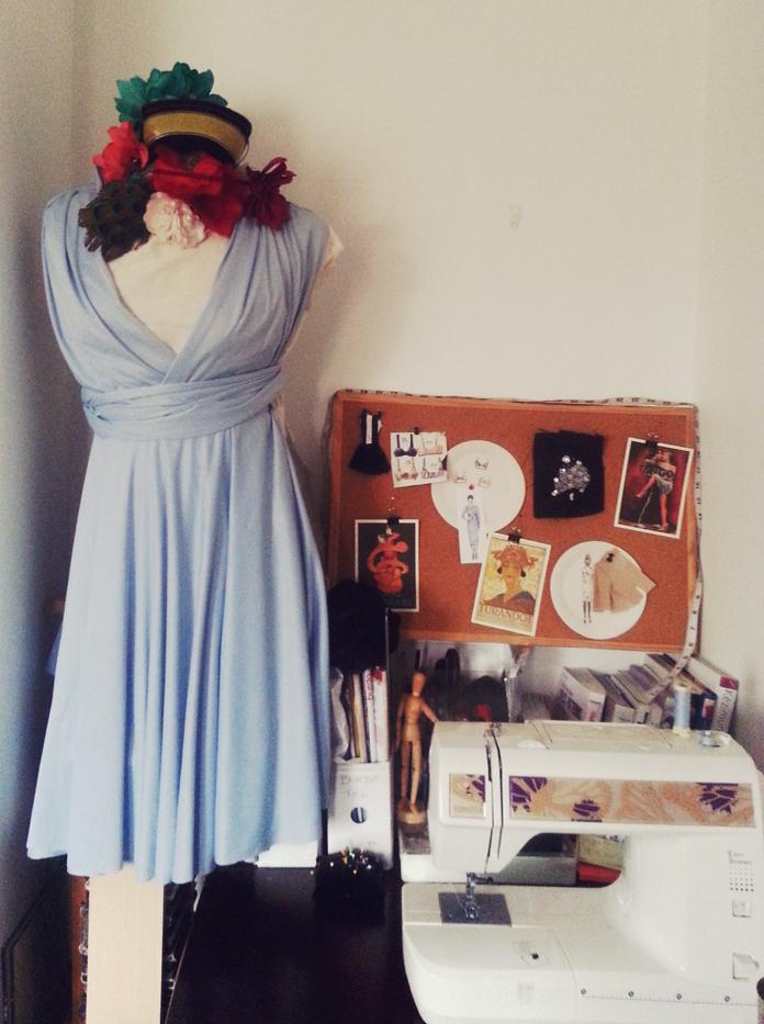 TheSecretCostumier - Infinity dress