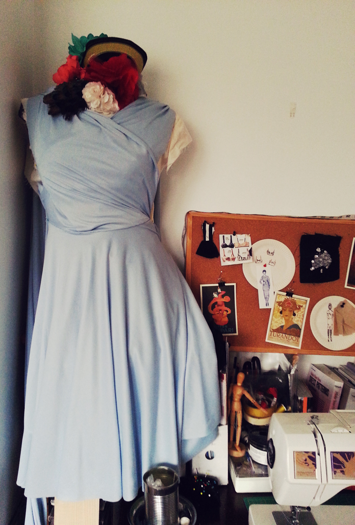 TheSecretCostumier - Infinity dress
