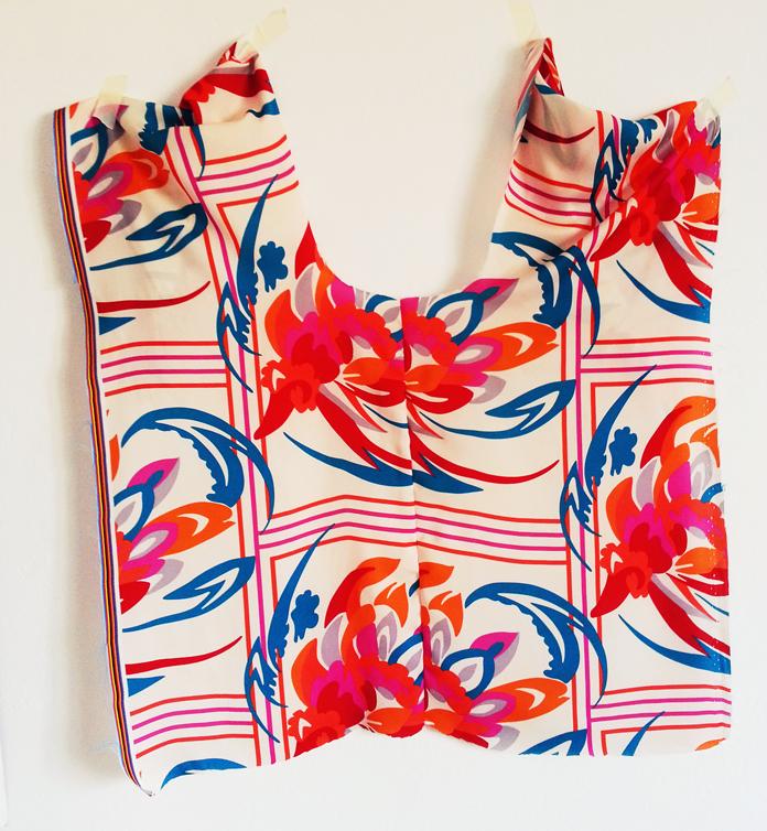 TheSecretCostumier - Kimono in progress