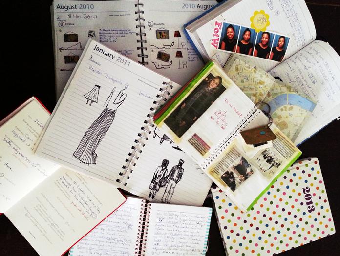 TheSecretCostumier - Journals