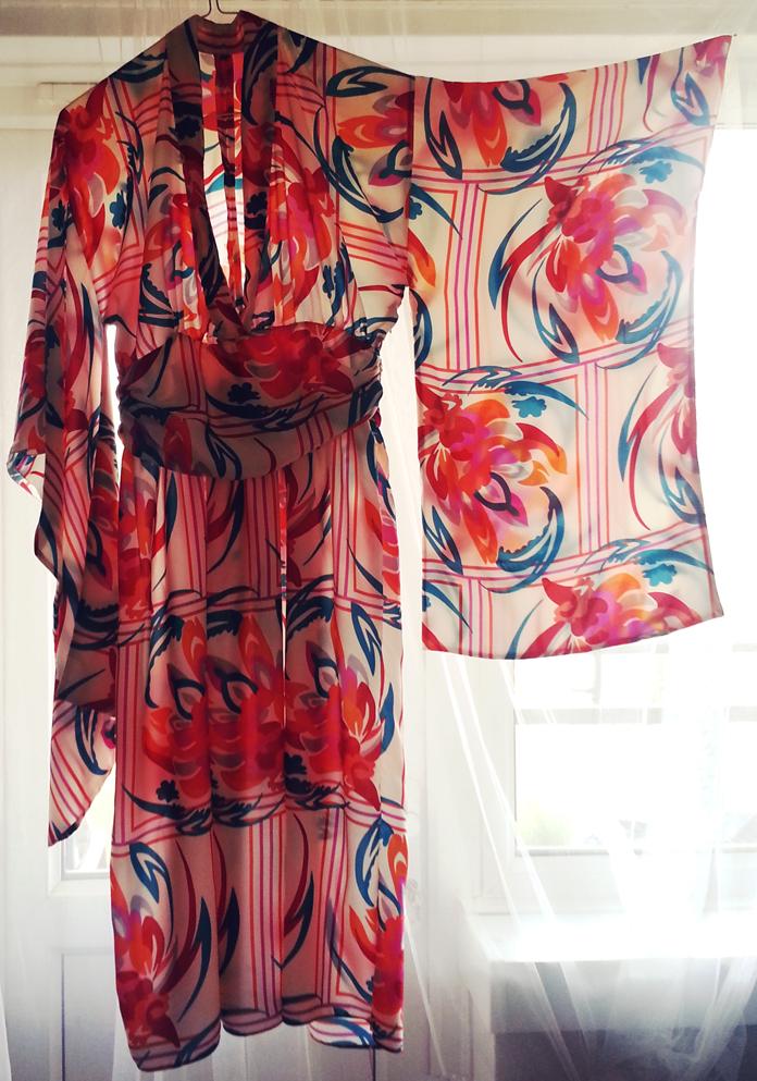 TheSecretCostumier - Kimono dress