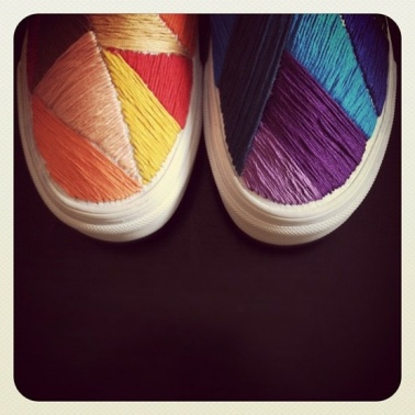 Sateenstitchedsneakers