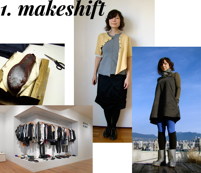 TheSecretCostumier - makeshift