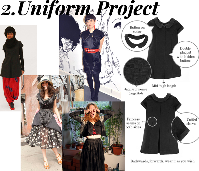 TheSecretCostumier - Uniform project