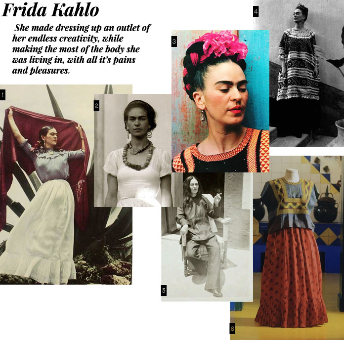 TheSecretCostumier - Frida