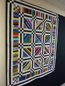 TheSecretCostumier - Patchwork potholder quilt2