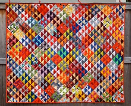 TheSecretCostumier - Patchwork potholder quilt4