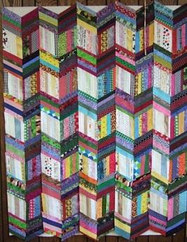 TheSecretCostumier - Patchwork potholder quilt5