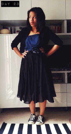 TheSecretCostumier - Me Made May - Day 23