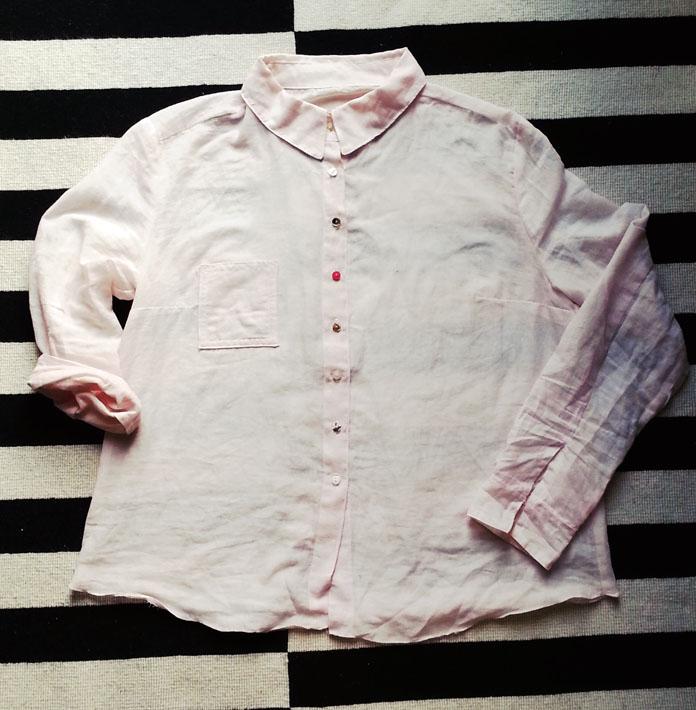 TheSecretCostumier - Pink Shirt4