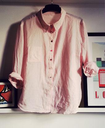 TheSecretCostumier - Pink Shirt5