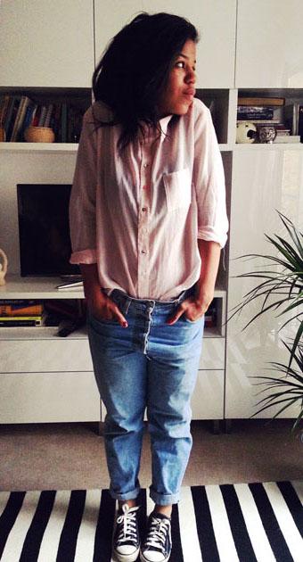 TheSecretCostumier - Pink Shirtleft1