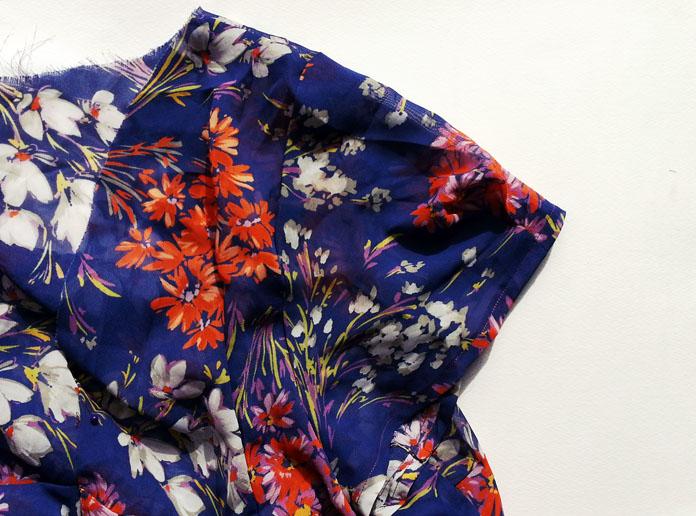 TheSecretCostumier - Sewing, uninterrupted - Mum's dress