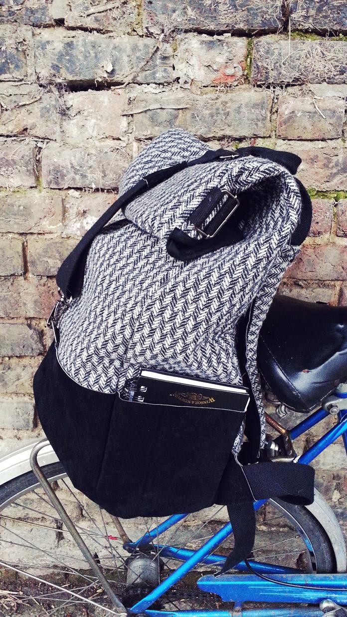 The Berlin Bag - Handmade by TheSecretCostumier