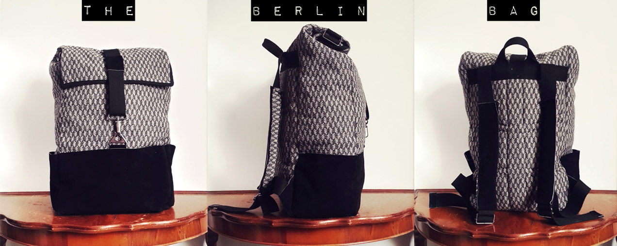 The Berlin Bag - Handmade by TheSecretCostumier