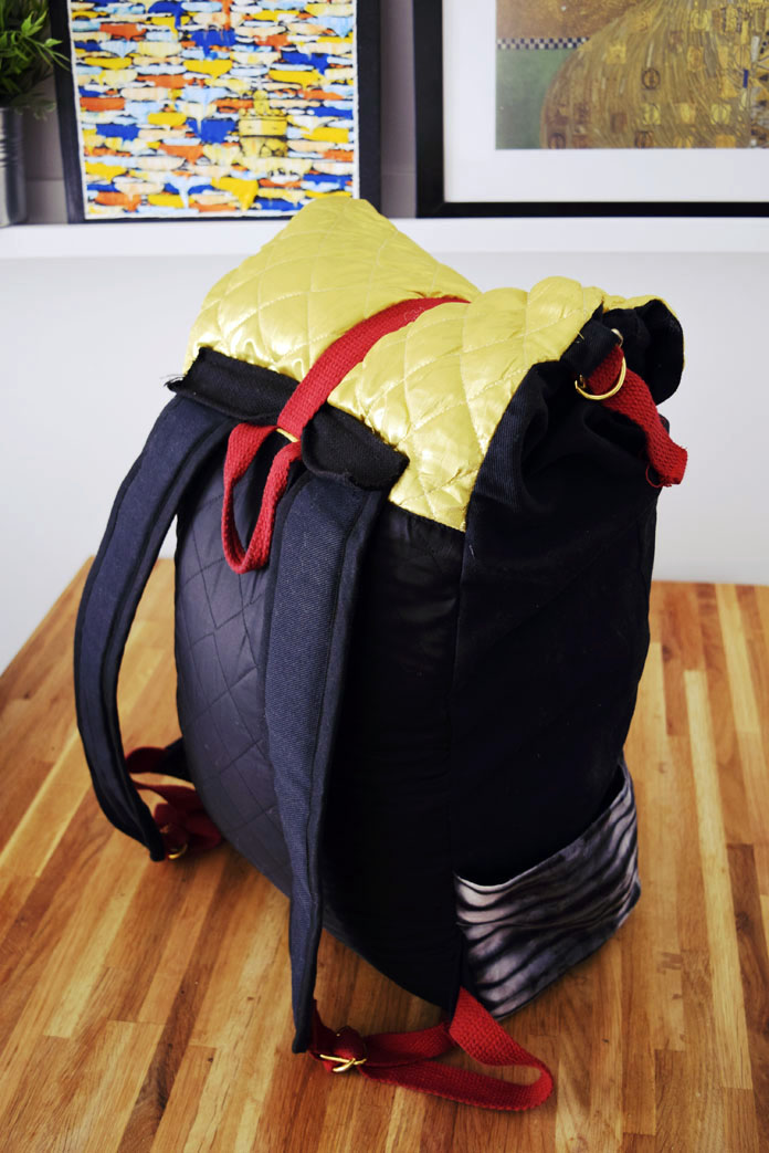 The Secret Costumier - The Bangkok bag
