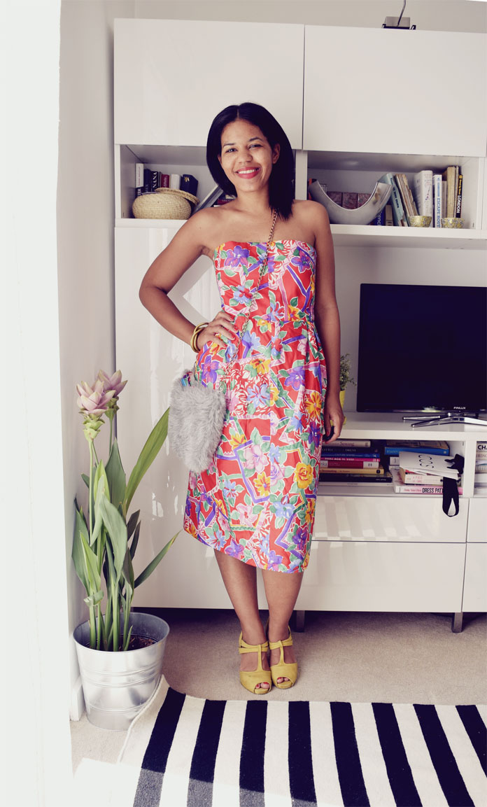 The Secret Costumier -The birthday dress