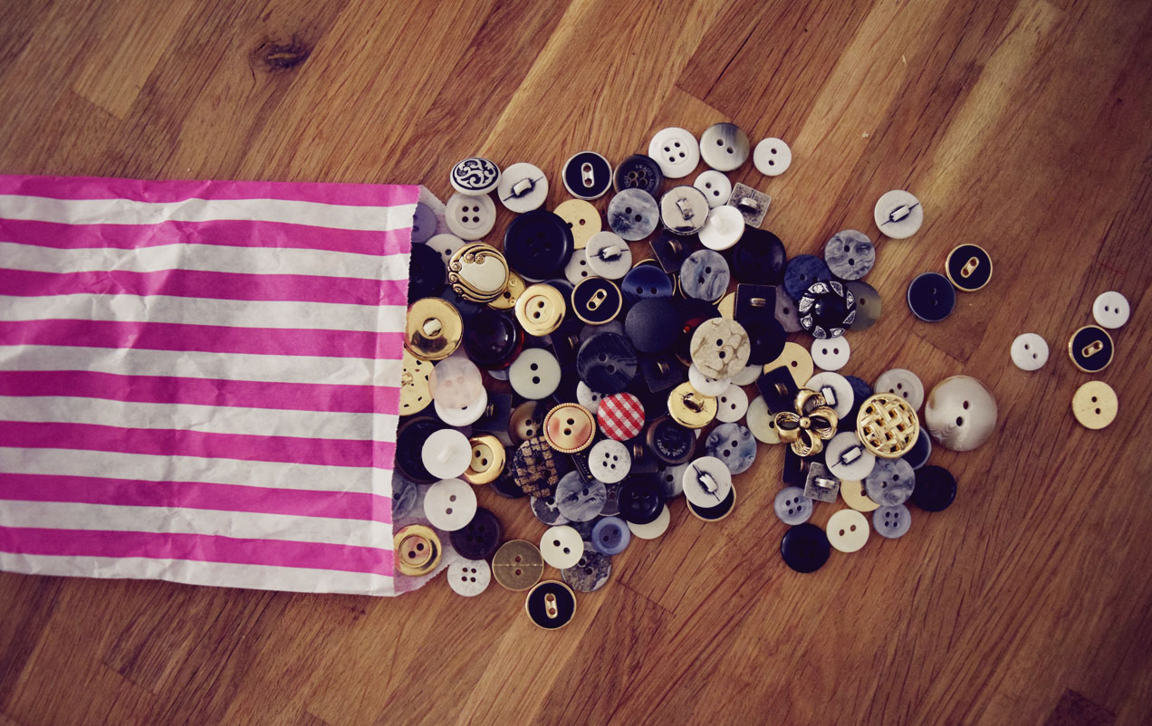 TheSecretCostumier - Buttons