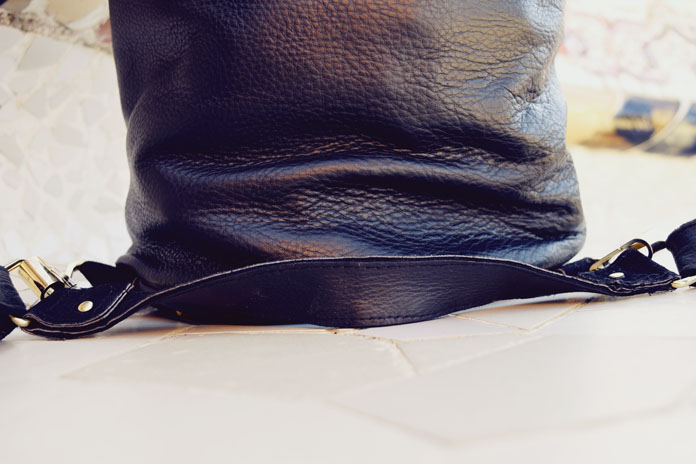 TheSecretCostumier - The Barcelona Bag
