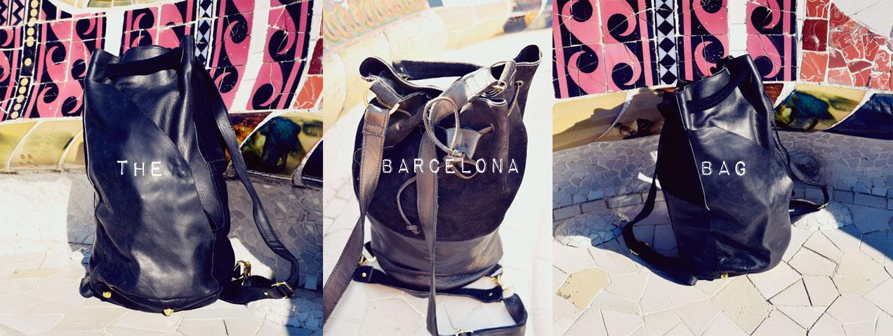 TheSecretCostumier - The Barcelona Bagmain