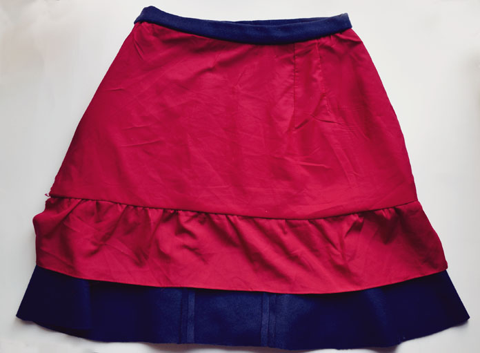 TheSecretCostumier - The Wool Skirt