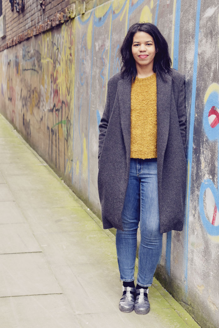 TheSecretCostumier - Tailored wool coat