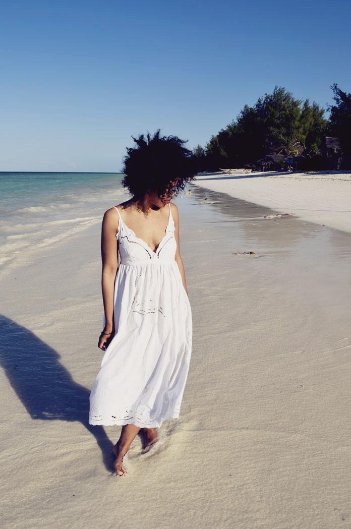 The Secret Costumier - The Little White Dress