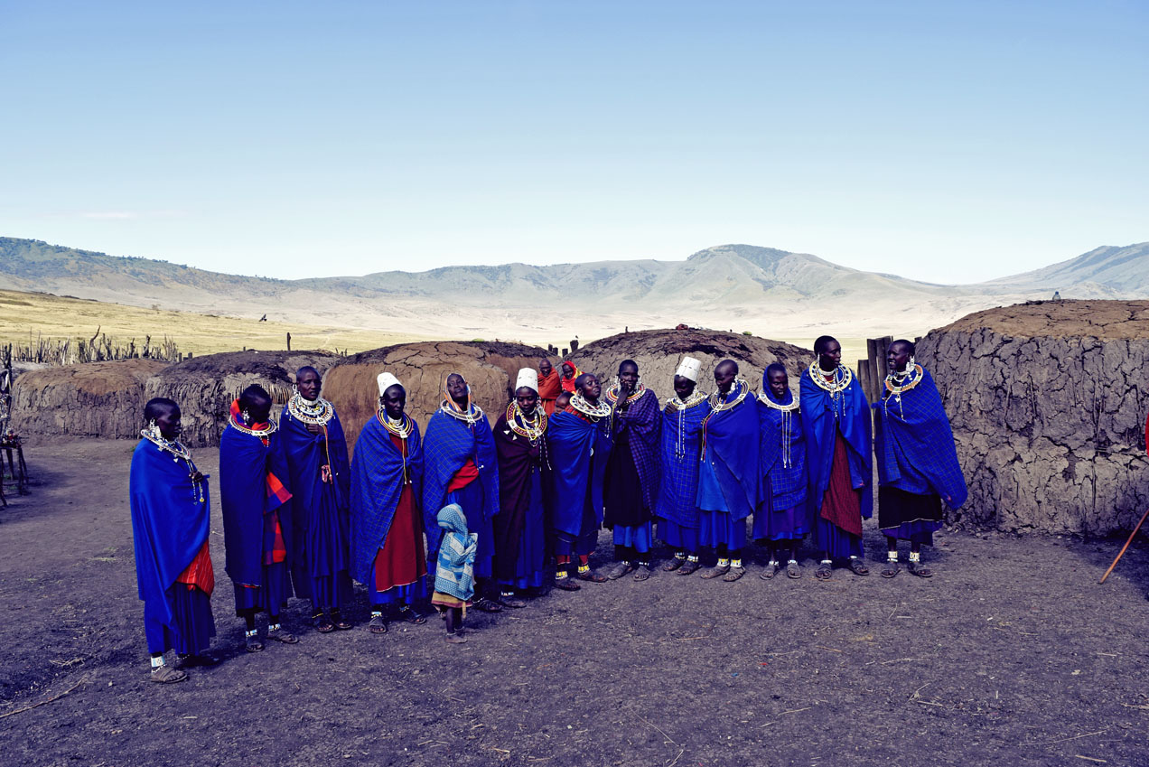 The Secret Costumier - Tanzania - Ngorongoro Crater