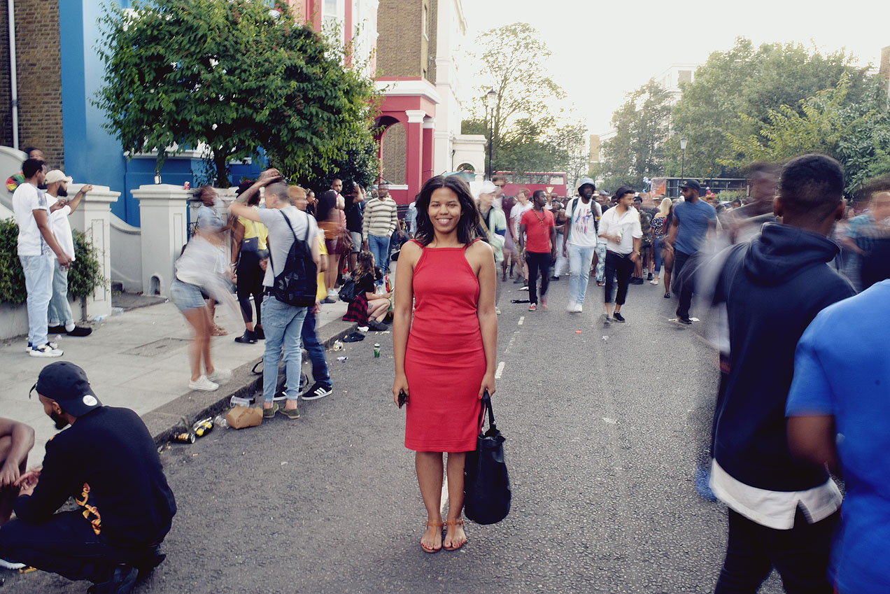 The Secret Costumier - The red dress