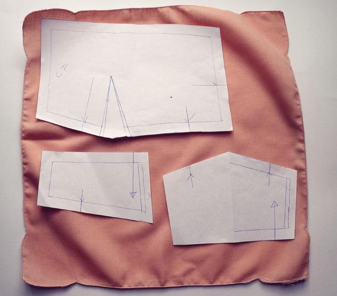 TheSecretCostumier - #usedtobeatablecloth -The construction