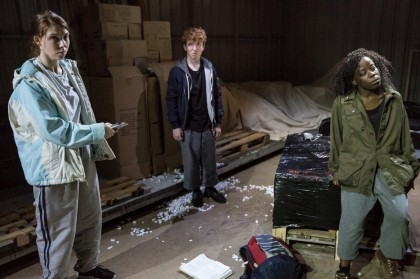 "Cargo – ARCOLA THEATRE ""Goods get damaged all the time. Wouldn't want to spoil the cargo, now, would we?"" This timely world premiere is a tense and provocative thriller that reveals how much people are willing to risk in search of a better life. In the dark of a container ship, a group sits huddled. Waves lap against the walls. The metal creaks softly. Then, all of a sudden, somebody whispers… For the cargo on this vessel, home is a long-distant memory – and a new land still many miles away. Will they survive the perilous journey to find a better future? Or could the greatest threat to their safety be locked amongst them? Cargo is the enthralling new play from author and playwright Tess Berry-Hart (Someone to Blame, Sochi 2014). Directed by Evening Standard Award nominee David Mercatali (Little Light, Radiant Vermin, Johnny Got His Gun). https://www.arcolatheatre.com/event/cargo/"