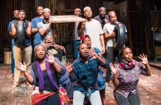 A Man of Good Hope – YOUNG VIC The true story of one refugee's epic quest across Africa, brought to life with music from the world-renowned Isango Ensemble. Asad is a young Somali refugee with a painful past, miraculously good luck and a brilliant head for business. After years in a refugee camp and then learning to hustle in the streets of Ethiopia, he sets off for the promised land of South Africa. But when he arrives, he discovers the violent reality of life in the townships - and his adventures really begin. The critically-acclaimed South African Isango Ensemble return to the Young Vic after the Olivier Award-winning The Magic Flute. This adaptation of Jonny Steinberg's riveting book is told through roof-lifting songs and dance accompanied on the marimba. A collaboration with the Royal Opera House. http://www.youngvic.org/whats-on/a-man-of-good-hope?utm_source=wordfly&utm_medium=email&utm_campaign=MKT2016-AMOGHpre-show&utm_content=version_A&sourceNumber=2579