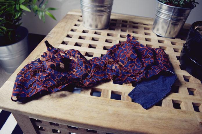 The Secret Costumier - Handmade bra