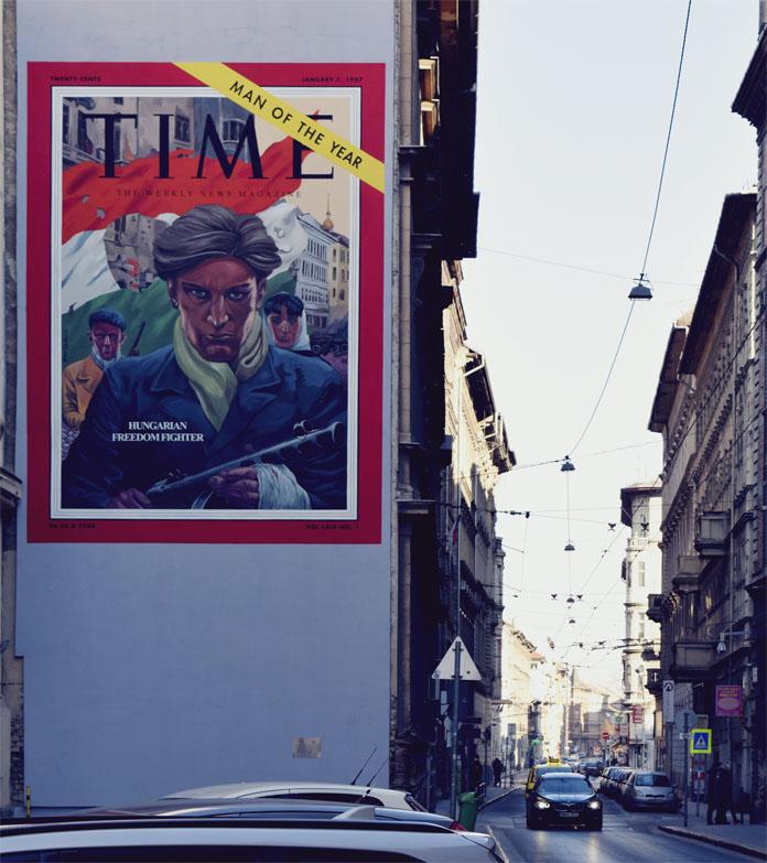 The Secret Costumier - Budapest